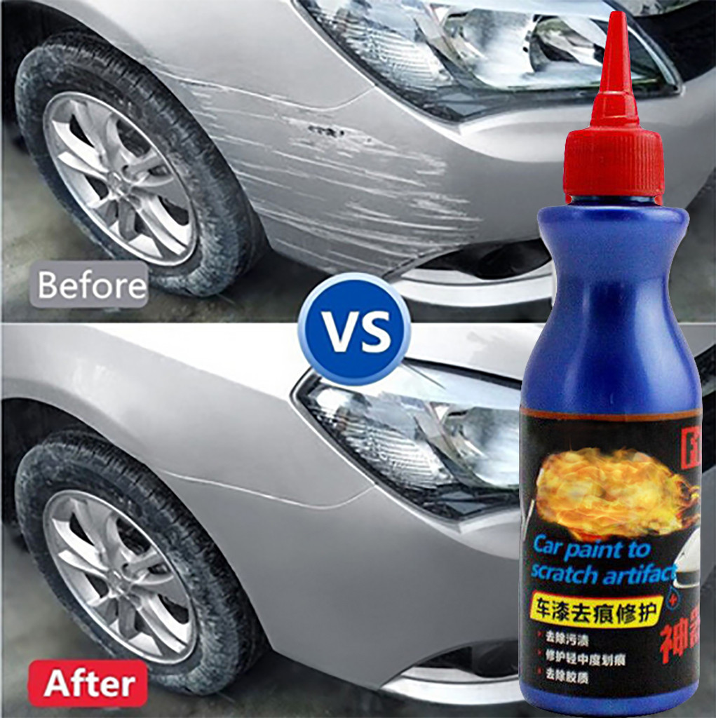 Car Paint Maintenance Wax Scratch Repair Remover Care Grinding Polishing Liquid|Paint Cleaner| |  - title=