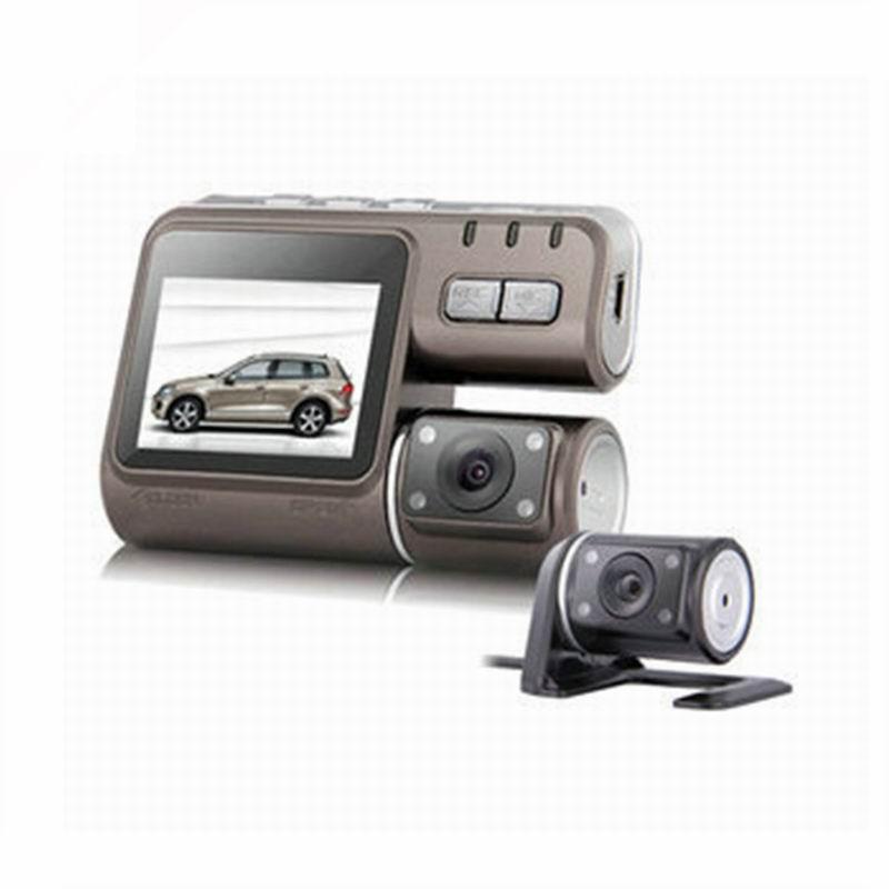 Allwiner A20 Dual Lens Car DVR IR Night Version font b Camera b font Recorder i1000