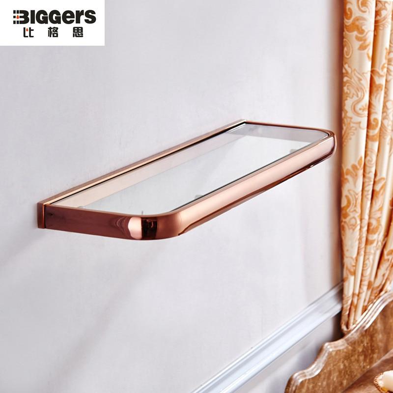 Goede Gratis verzending Luxe Europa stijl rose goud afwerking koper DL-48