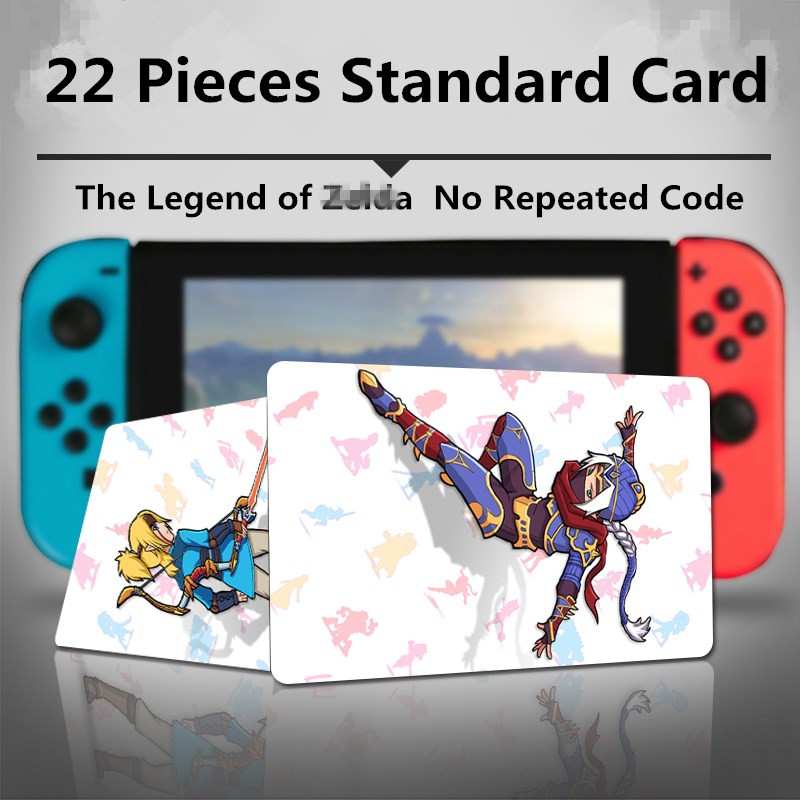 Security & Protection 16pcs Latest Data Full Set Ntag215 Printed Nfc Card Written By Tagmo Splatoon 2 Amiibo Cards Access Control