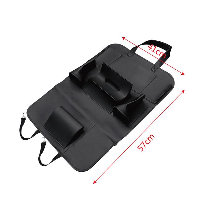 Multi-function Car Back Seat Organizer