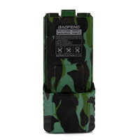 Baofeng UV 5R Camouflage Walkie Talkie Battery BL 5 Extended 3800mAh 7 4V Li Ion Battery