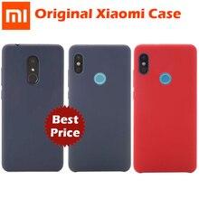 100% Original Xiaomi Redmi Note 5 Case Redmi 5 Plus Redmi 5 Matte PC + Fiber Back Cover For Redmi Note 5 Pro Global version Case