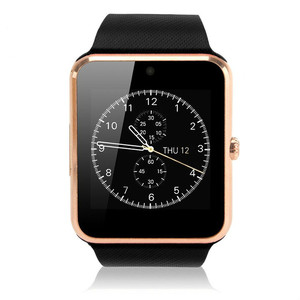 Image 5 - bluetooth Smart Watch big touch screen support SIM card Call message Reminder Smart Bracelet Band  Fitness Tracker for men women