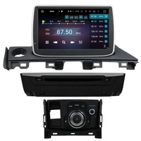 1024 600 Octa Core 9 Android 6 0 Car DVD GPS For Mazda 6 Atenza 2017