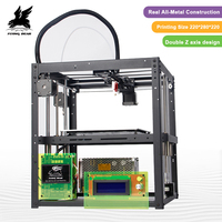 Shipping from Germany Bigger Print area Flyingbear P905 DIY3d Printer kit Full metal High Quality Precision Makerbot Structure