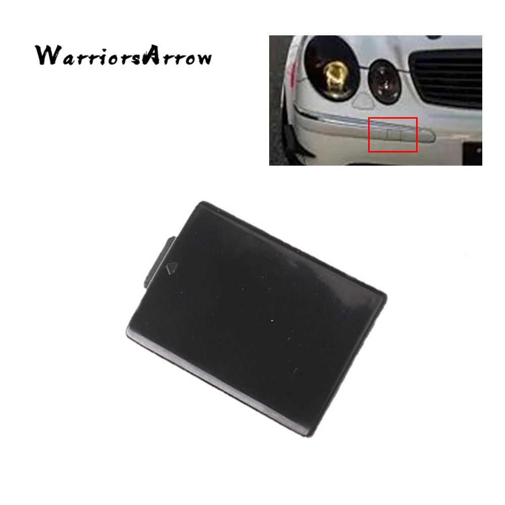 WarriorsArrow Front Bumper Tow Eye Hook Cover Cap Lid Random Color For Mercedes-Benz <font><b>W211</b></font> 2003-2006 E320 E350 <font><b>E55</b></font> 2118850026 image