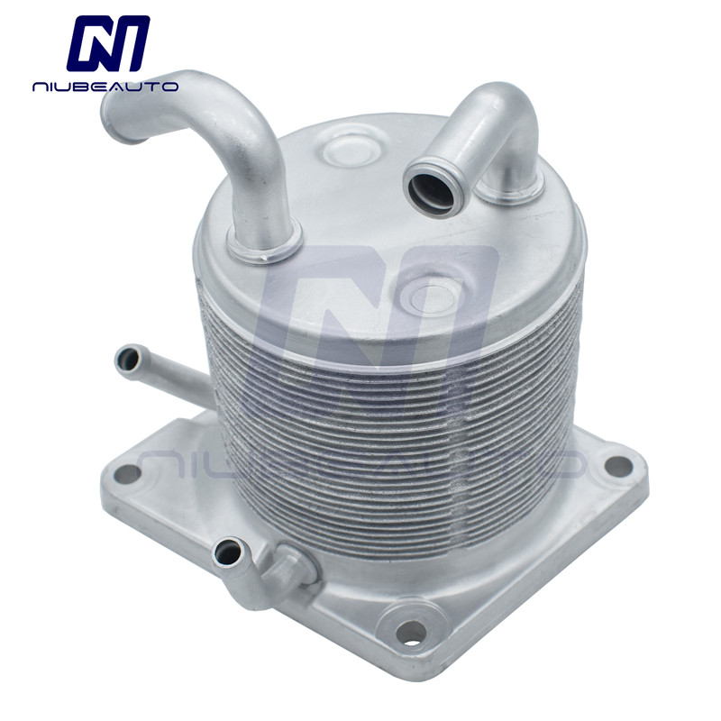 US $64 5 |NIUBEAUTO New CVT Transmission Oil Cooler for Nissan NV NV200  2 0L Rogue Juke Sentra 59240340 21606 1XF0A 216061XF0A 21606X-in Oil  Coolers