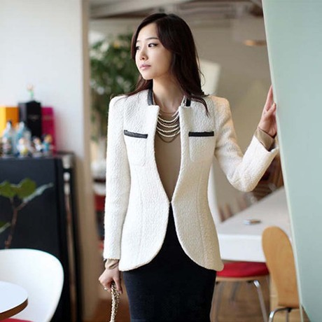 00f6b208a46 2013 new free shipping spring stand collar dinner jacket coats for women  korea version woolen coat for women coat women jacket