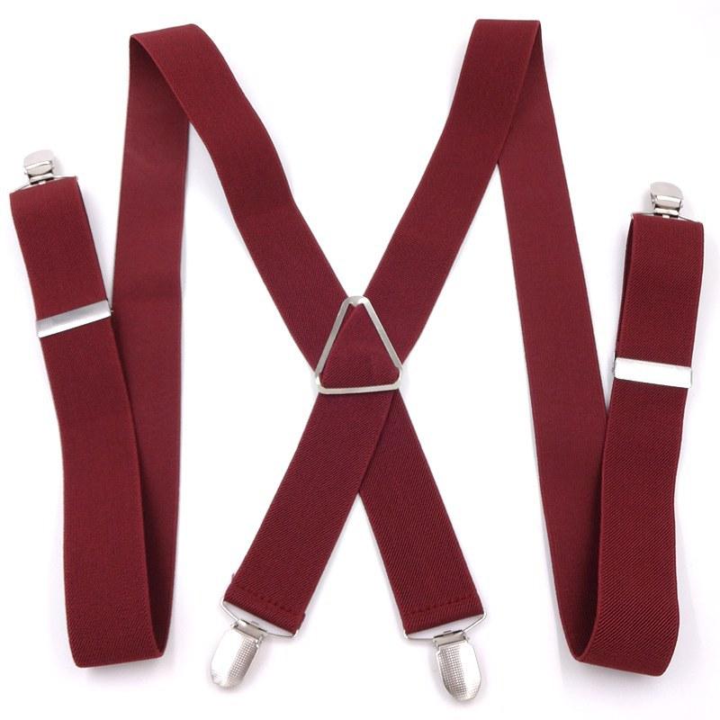 Men Old And Adult Wear Suspenders FY18102403