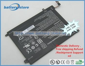 Nowa oryginalna bateria HSTNN-DB7E TPN-I121 TPN-I122 DO02XL 810985-005 dla pavilion x2 10n tablet x2 210 G1 Tablet 3 8 V 8390mAh tanie i dobre opinie x2 10-n106nl x2 - 10-n030ca x2 210 G1(L5G94EA) Akumulator litowo polimerowy 3 8V Tanch Stock Li-Polymer 3 8V 8390mAh 33W black