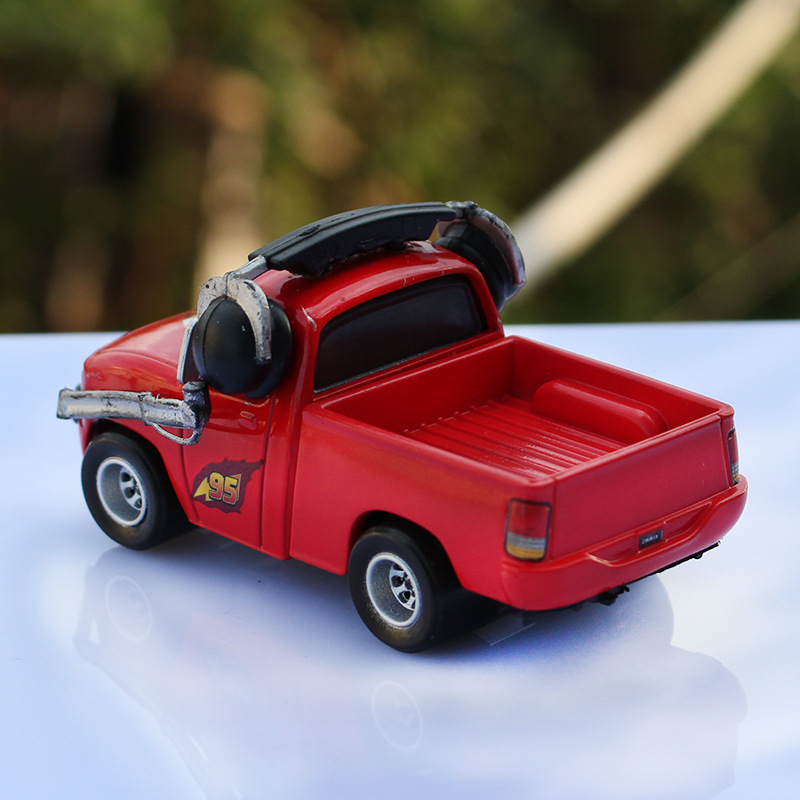 P106 Diecasts Vehicles Alloy Toy Car Tracks Diecast Metal Toys Model Car Toy Cartoon Figures Toys Gifts For Kids for Children