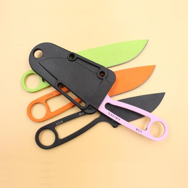 CS COLD Steel Cuchillo de hoja fija Cuchillos de supervivencia al - Herramientas manuales - foto 6