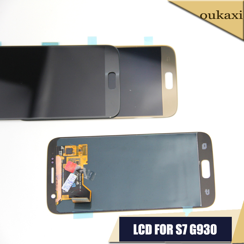 LCD Replacement for SAMSUNG Galaxy S7 Display G930 G930F Touch Screen Digitizer Assembly+Tools