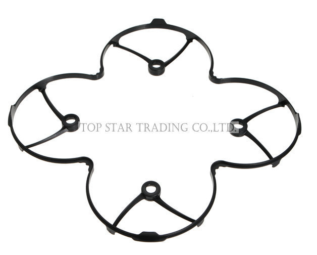Hubsan H107C RC helicopter spare parts protection cover