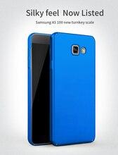 Для Samsung Galaxy A5 2016 Case Щит Жесткого Пластика Задняя Cover Case Для Samsung Galaxy A5 2017 A520 телефон сумка Coque