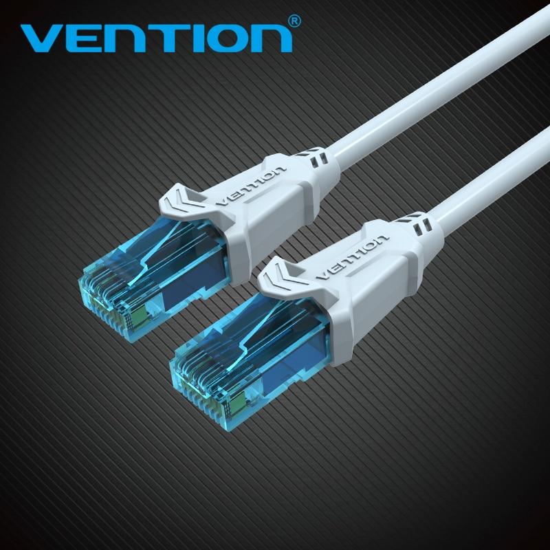 Vention 5m 10m 20m cat5 ethernet cable rj45 network lan cable cat 5 ethernet patch cord rj 45 - Cable ethernet 20m ...