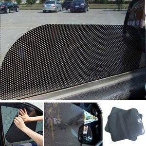 2Pcs Car Window Side Sun Shade