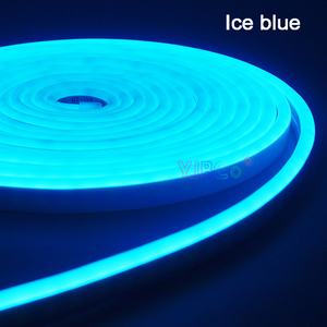 Image 5 - 5m DC12V Flexible Led Strip Neon Tape SMD 2835 Soft Rope Bar Light 120leds/m Silicon Rubber Tube Outdoor Waterproof light