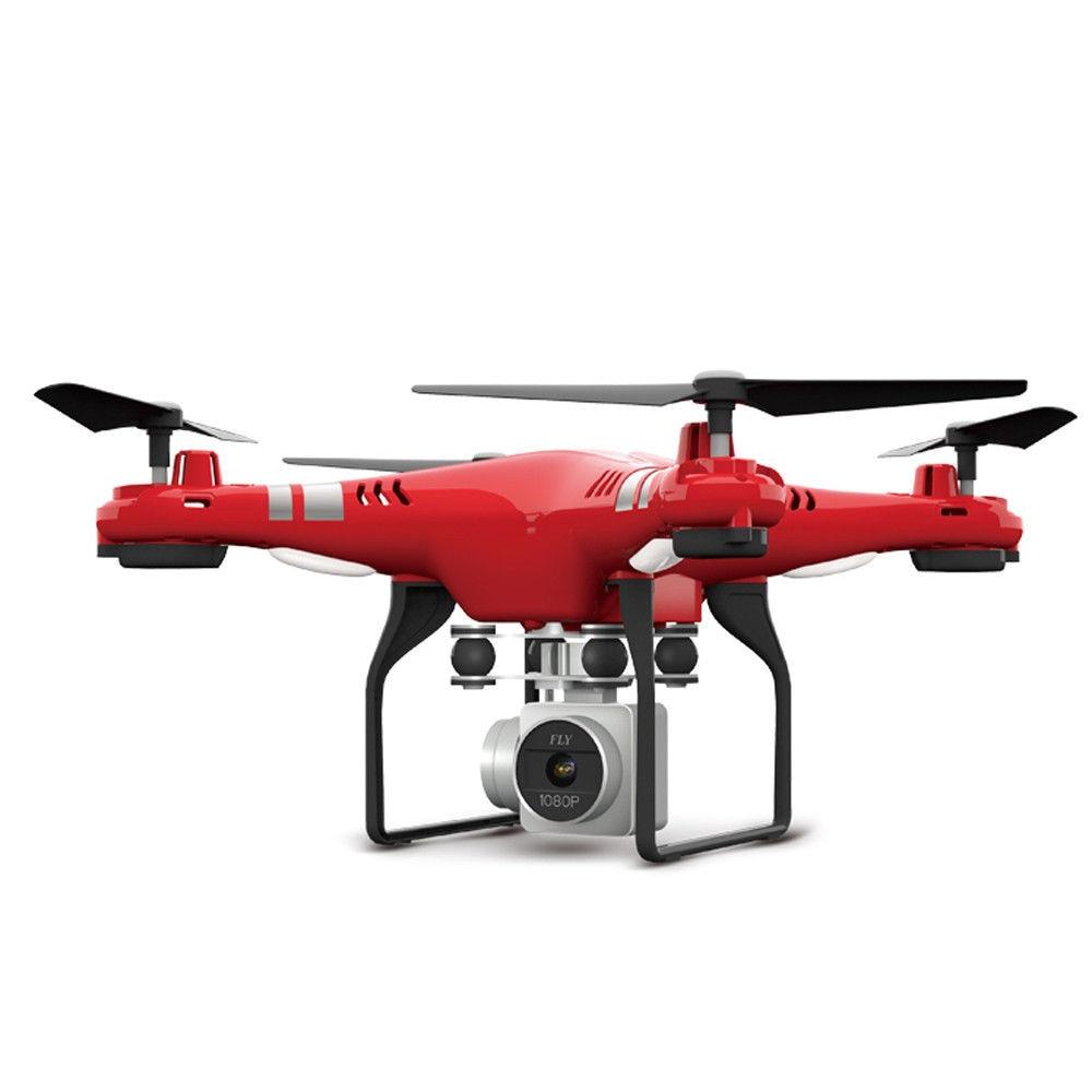 المهنية X52 واسعة زاوية Drone 2MP كاميرا RC WiFi FPV لايف هليكوبتر تحوم مع التحكم عن بعد-في طائرات هليوكوبترتعمل بالتحكم عن بعد من الألعاب والهوايات على  مجموعة 1
