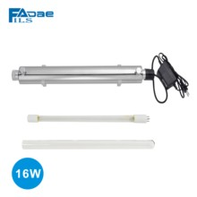 16W UV Sterlizer with Power 200 - 220V & Europe Two-pin plug for water purification цена и фото