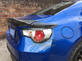 Fit for Toyota GT86 BRZ TRD modified carbon fiber rear wing  rear spoiler wing