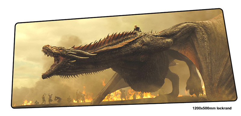 Game of Thrones mousepad 1200x500mm hot sales gaming mouse pad gamer mat High-end game computer desk padmouse keyboard play mats все цены
