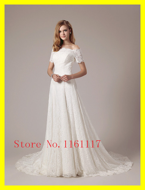 Non White Wedding Dresses Casual Beach Plus Size Vintage Cow Dress A Line Floor