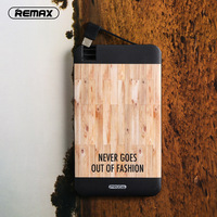 Original REMAX PPP 14 Cute Design 5000 mAh Power Bank Portable Charging Powerbank External Phones bateria Universal For Samsung