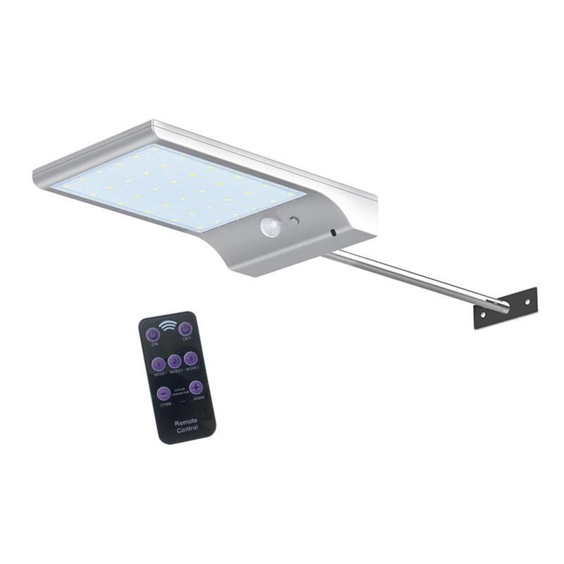 Parking Garage Lighting Controls: Solar Powered Street Light With Remote Control Super