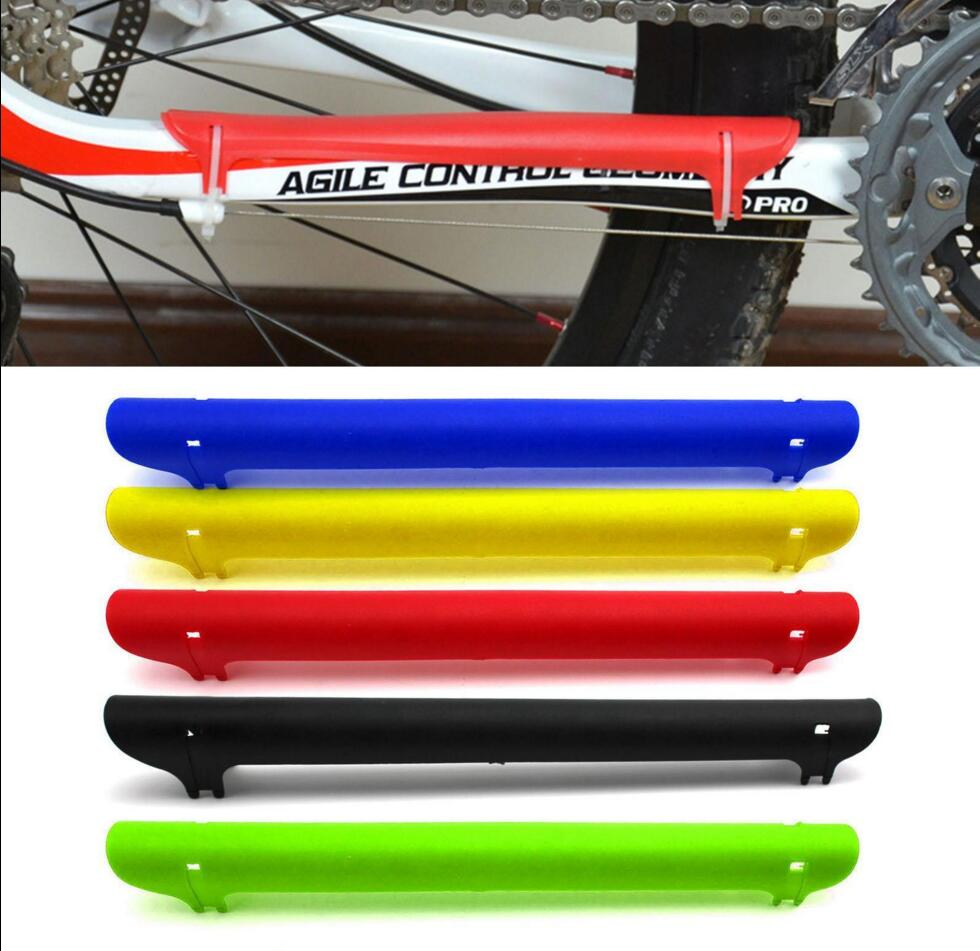 Cycling Bicycle Bike Chain Chainstay Protector Care Cover ...