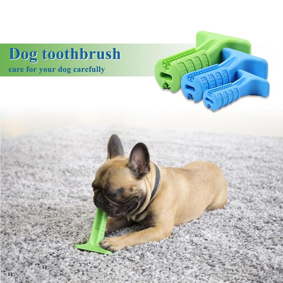 Juguete para limpiar los dientes para perro 2