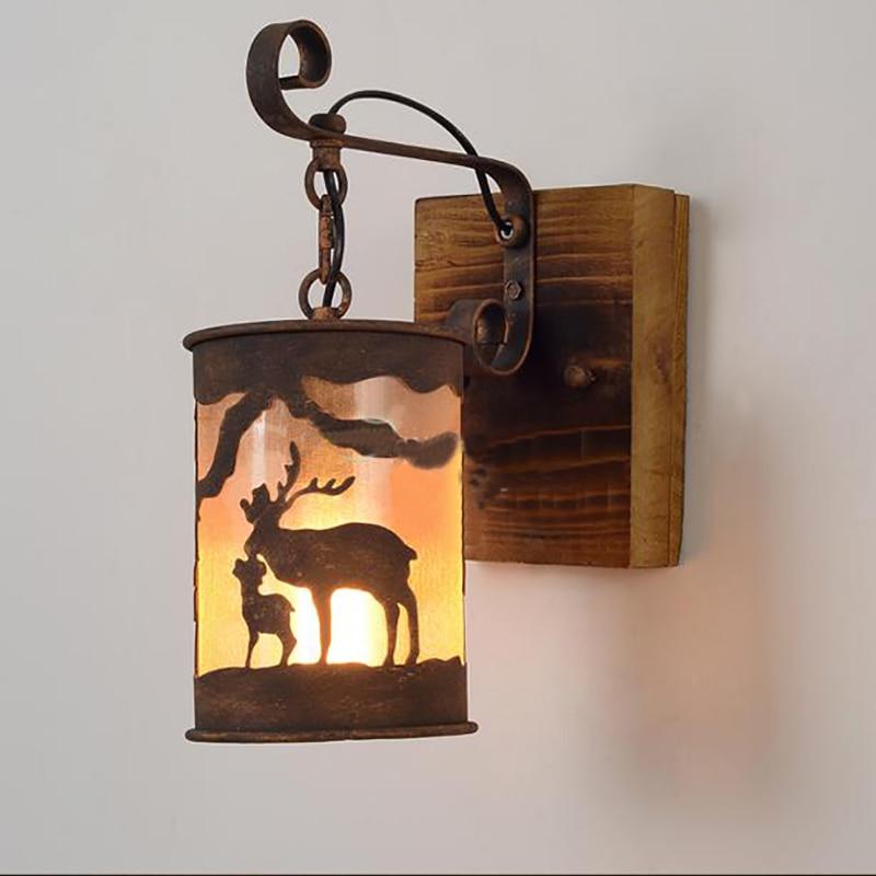 Deer Wall Lamps 16