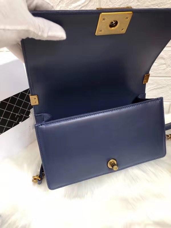 Blau Umhängetaschen Runway Schwarzes Echtem Luxus Handtaschen 100 Für Wc0310 Frauen Designer tiefes Taschen Leder Berühmte Marke RA8HxZq