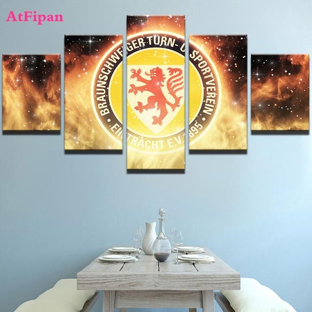 Enchanting Football Wall Art Ensign - Wall Art Design ...
