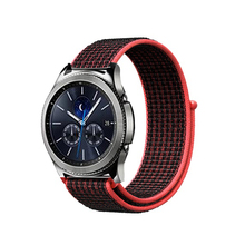 22mm 20mm Strap for Samsung Gear S3 s2 sport Frontier Classic galaxy watch 42mm 46mm Band huami amazfit bip strap huawei gt 2(China)