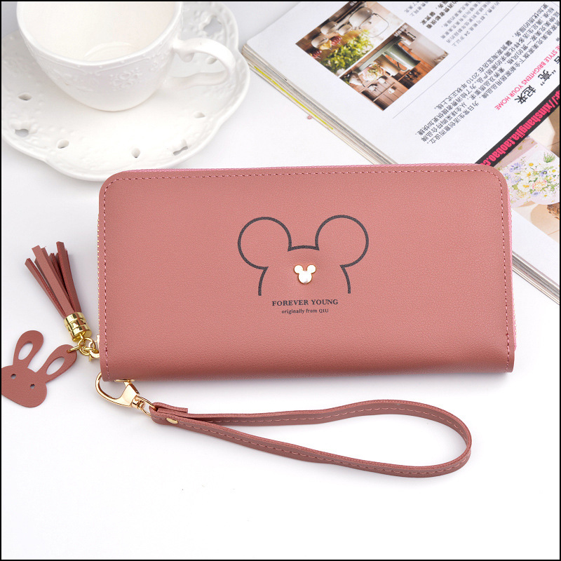 HHF Purses /& Wallets Mens Leather Wallet Fashion Multi-Function Leather Business Clutch