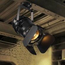 Постановка прожекторы промышленные производительность эдисон ресторан потолочные светильники винтаж классический ретро