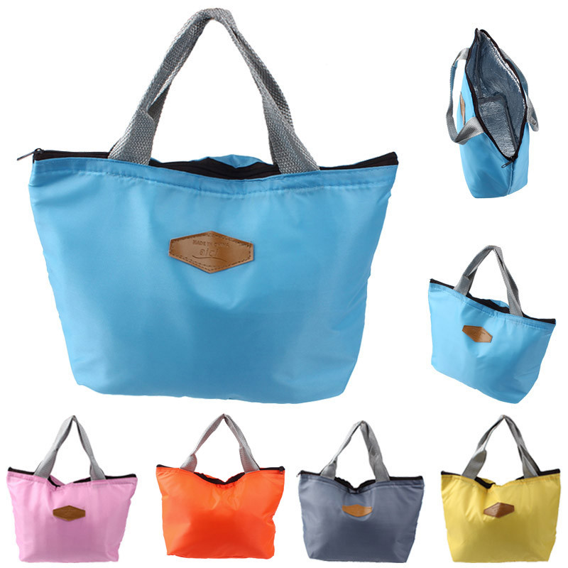 xiniu Lunch Bag Fashion Kid Women Men Thermal Insulation Waterproof Portable Picnic Insulated Food Storage Box Tote Lunch Bag outdoor camping hiking lunch basket picnic bags portable picnic bag food storage basket handbags lunch box for women adults
