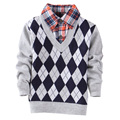 2017 Spring Autumn new children sweaters for boys pattern children sweater kids cardigan outerwear