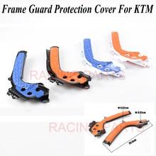 X-Grip Frame Guard Protection Cover For SX125 150 SXF250 350 450 HUSQVARNA TC125 FC FE 250 2016 17
