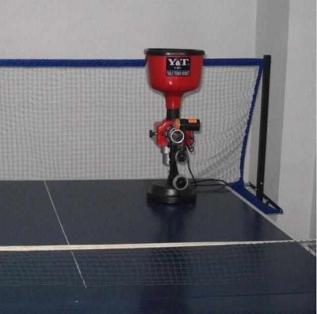 Table Tennis Robot Picker Ping Pong Auto Ball Training Machine New 981 Rh