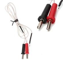 Hot New 1PC 1000mm(1m) Banana Plug 250 Celsius Degree K Type Thermocouple Probe Sensor Multimeter Temperature Probe