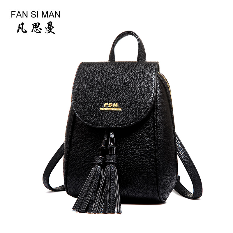 Women Backpack High Quality PU Leather Mochila Escolar School Bags For Teenagers Girls Top-handle Backpacks Herald Fashion zhierna brand women bow backpacks pu leather backpack travel casual bags high quality girls school bag for teenagers