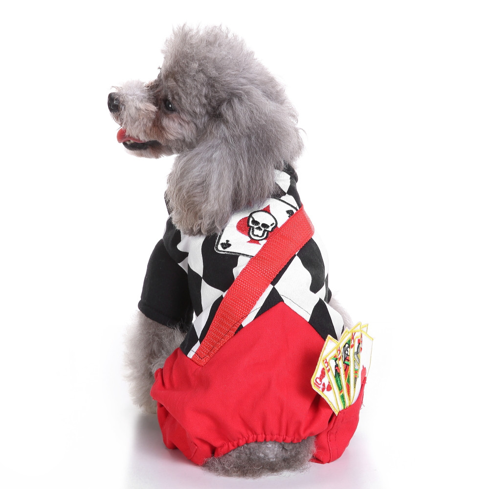 Dog Clothes For Small Dogs Pet Products Clothing Halloween Magician Cool And Cute Pet Cosplay Costume Dog Pet Costume Clothing