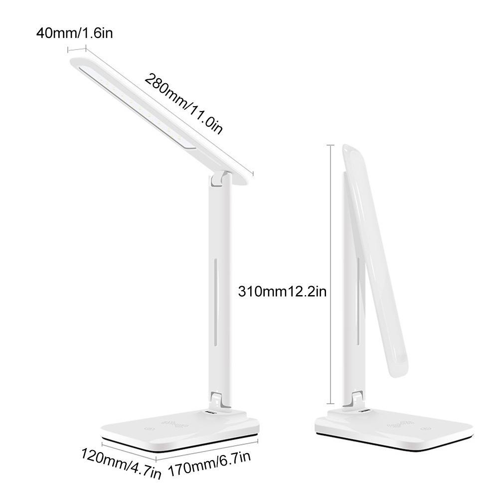 Modern Adjustable Led Desk Lamps Zaschitatruboprovodov Ru