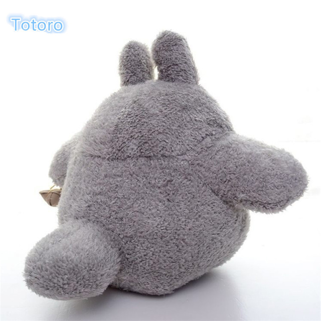 Totoro Plush Keychain
