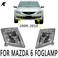 car styling Fog Light Left RIGHT& Side FOR Mazda 6 2009 2010 Left Fog lamp GVGD 51 690LF GVGD 51 680L