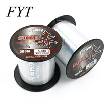 New Product 500m Strong Nylon Fishing Lines Carp Fly Fishing