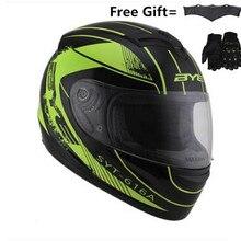 New arrive motorcycle helmet high quality full face off road racing hel